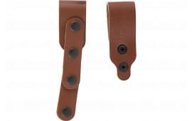 Galco VHSTD VHS Tie Down Set Leather Tan