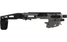 CAA Mcktu Micro Conversion KIT Glock 17/19/19X Gray