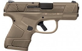 Mossberg 89009 MC-1 Striker PSTL 9 3.4 FDE