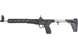 KEL SUB-2K9GLK17NBLKHC Rifle GLK17MAG NKL 17rd
