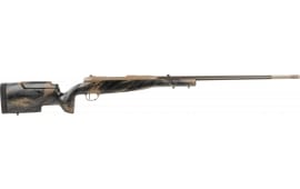 Weatherby MAE01N257WL8B MKV Accu Elite 257 Weatherby Left Hand