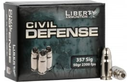 Liberty LA-CD-357SIG-053 357SIG 50 GR - 20rd Box