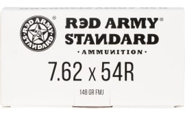 Century Arms AM3093 RA 762X54R 148FMJ 20/25 - 20rd Box
