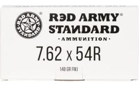 Century Arms AM3093 RA 762X54R 148FMJ 20/25 - 20rd Box