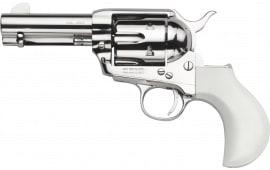 Taylors and Company OG1418 1873 CTTLMN BRDSHD Ivory 357 3.5 Revolver