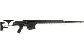 Barrett 18502 MRAD Fixed Stock Black