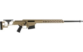 Barrett 18503 MRAD Fixed Stock FDE Cerakote