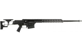 Barrett 18414 MRAD Fixed Stock Black 24IN