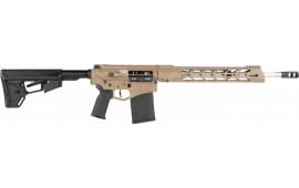 Diamondback DB10DFDE 308 15 ML 18 20rd FDE