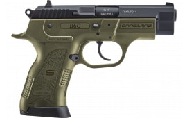 "SAR USA B6C SA/DA Pistol 3.8"" Barrel 9mm 13rd  - OD Green - B6C9OD"