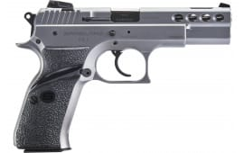 """SAR USA P8L Semi-Automatic DA/SA Pistol 4.6"""" Ported Barrel 9mm 17rd Stainless Steel Finish - P8LST"""
