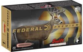 Federal P65CRDSS1 6.5 Creedmoor 130 SWFT Scir - 20rd Box