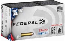 Federal TP357VHP1 357 125 TRN/PRT VHP - 50rd Box