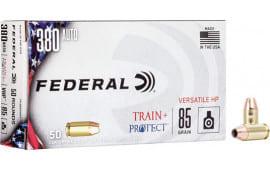 Federal TP380VHP1 380 85 VHP TRN/PRT - 50rd Box