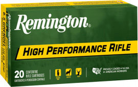 Remington 27649 R65GR1 6.5GRN 120 Boat Tail Hollow Point - 20rd Box