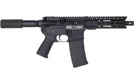 "Diamondback 9ML AR-15 Pistol .223/5.56 30 Round, 10""Chrome-Moly Barrel and 9"" M-LOK Rail - DB15PCML10B"