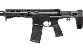 "Daniel Defense 02-088-22070-047 DEF DDM4 PDW Pistol .300 AAC 7"" 32rd w/BRACE Black"