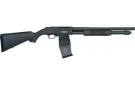 Mossberg 50205 590M 18 10rd CB . Magnum FED Synthetic Tactical Shotgun