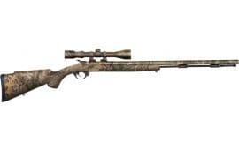 Traditions R29744446NS Pursuit G4 U-light Black Powder Rifle