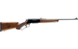 """Browning 034009182 BLR Lightweight 6.5 Creedmoor 20"""" Blued Pistol Grip Walnut"""