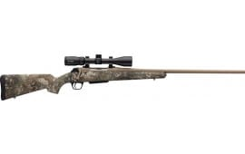 Winchester 535740218 XPR Hunter w/3-9 Scope FDE TT-STRATA