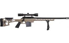TC Firearms 13207 Perf CNTR LRR FDE w/4-12X Vortex