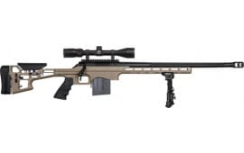 TC Firearms 13208 Perf CNTR LRR FDE w/4-12X Vortex
