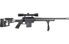TC Firearms 13210 Perf CNTR LRR Black w/4-12X Vortex