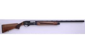 LKCI S12 S12 28 Semi Auto Blued Walnut Shotgun