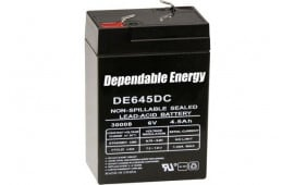 MOU MCA-13093 12-VOLT Rechargeable Battery
