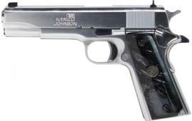 Iver Johnson Arms 1911A1-38CHRP Johnson 1911A1 .38 Super