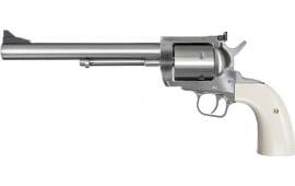 Magnum Research BFR30307B BFR 7.5 SS Bisley Grips Revolver