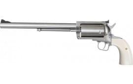 Magnum Research BFR460SW10B BFR 460SW SS Bisley Grips Revolver