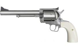 Magnum Research BFR480475B BFR 480RUG 475LIN 6.5 Bisley Grips Revolver