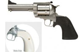 Magnum Research BFR500JRH5B BFR 500JRH 5.5 SS Bisley Grips Revolver