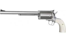 Magnum Research BFR500JRH7B BFR 500JRH 7.5 SS Bisley Grips Revolver