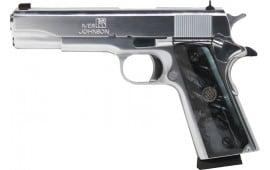 "Iver Johnson Arms 1911A1CHR-P Johnson 1911A1 5"""