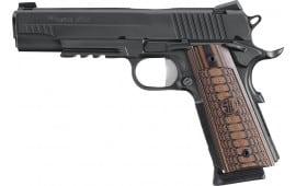 SIG 1911R45SEL 1911 45 Select 8R Black