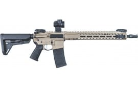 "Barrett 17176 REC7 DI Carbine 300 Blackout 16"" Black"