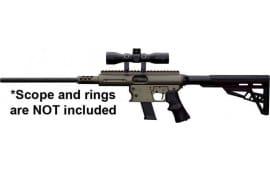 TNW Firearms RXCPLT0010BKOD Aero Survival Rifle 10MM