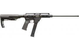 "TNW ALTEXPKG09BK ASR LTE Rifle 16"" Black 9MM"