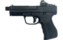 """FMK G9C1EPROP Elite PRO Plus 4.5"""" Barrel Vortex 14Rd Handgun Black"""