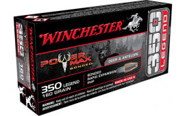 Winchester Ammo X3501BP 350LEG 160 Powermx BND - 20rd Box