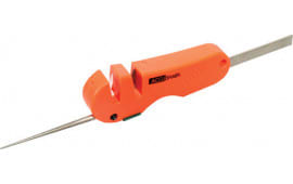 Accusharp 028C Knife and Tool Sharpener 4-in-1 Tungsten Carbide