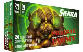 Sierra A717112 224 Valk 69 Blitzking - 20rd Box