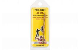Pro-Shot 20rd Rifle Bore Brush 20CAL