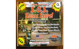 TAN SOS Signal Snaps 120 IN Case