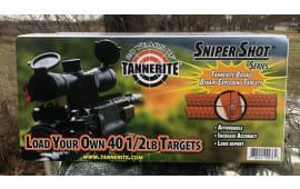 TAN PP40 Sniper Shot 20LB + 40 Targets