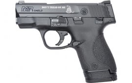 Smith & Wesson M&P9 Shield 13292 9M 3.1 DON'T Tread ON ME
