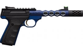 "Browning 051562490 Buck Mark Plus Vision .22LR 5.9"" Threaded Blue"